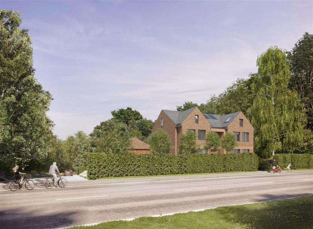 The Ridgeway, Cuffley, Hertfordshire
