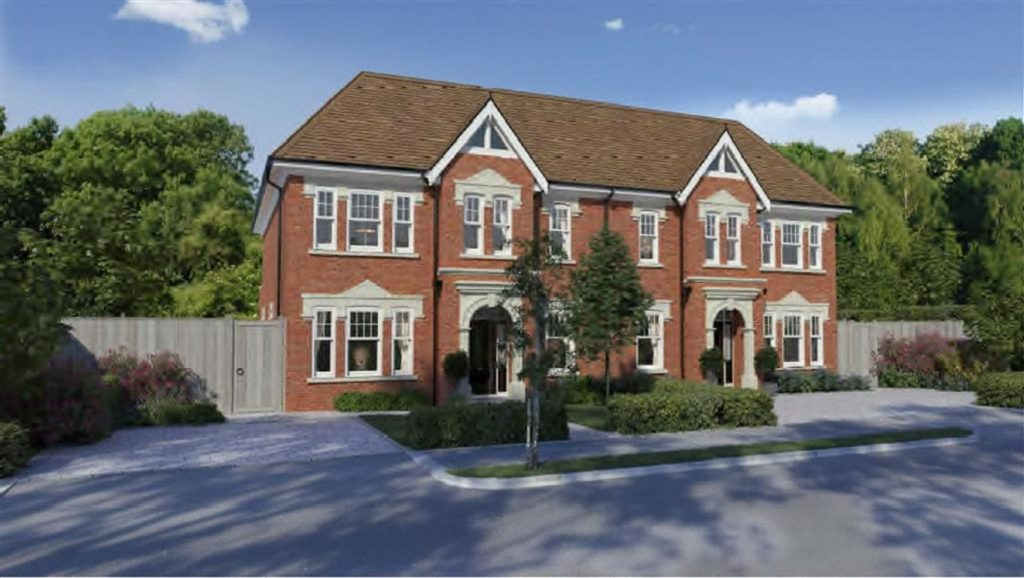 Downes Court, Winchmore Hill, London