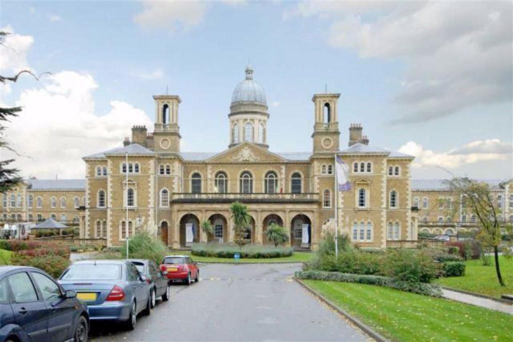 Princess Park Manor, London