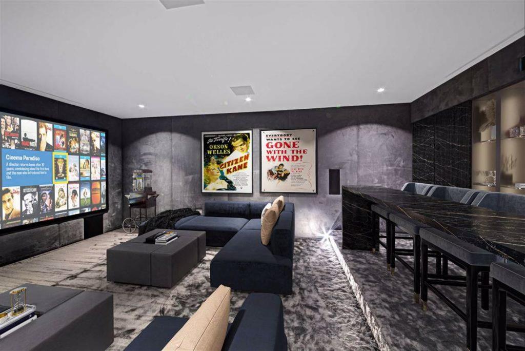 Statons - Rowley Ridge - Cinema Room