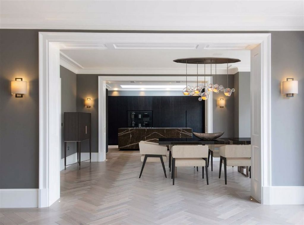 Statons - Rowley Ridge - Dining Room