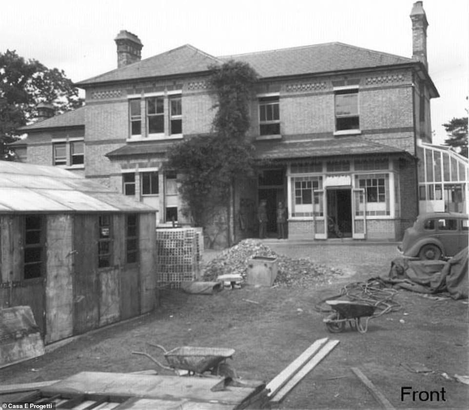 Statons - Rowley Ridge - Original House