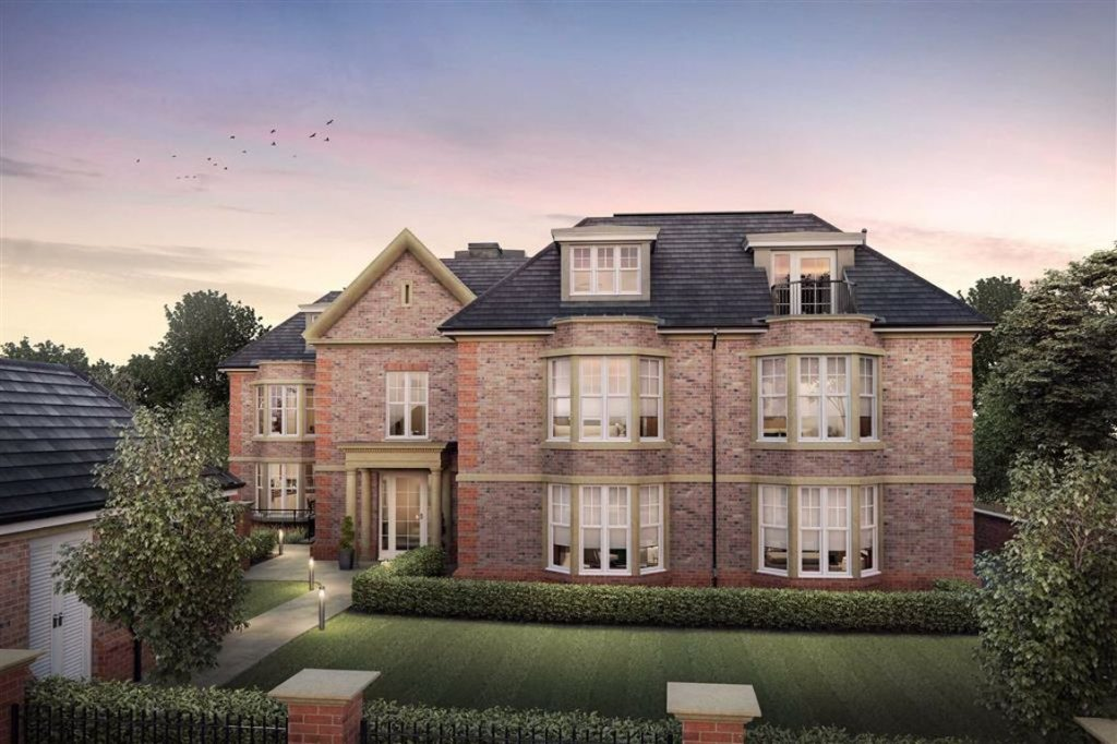 Maytree Court, Camlet Way, Hadley Wood, Hertfordshire