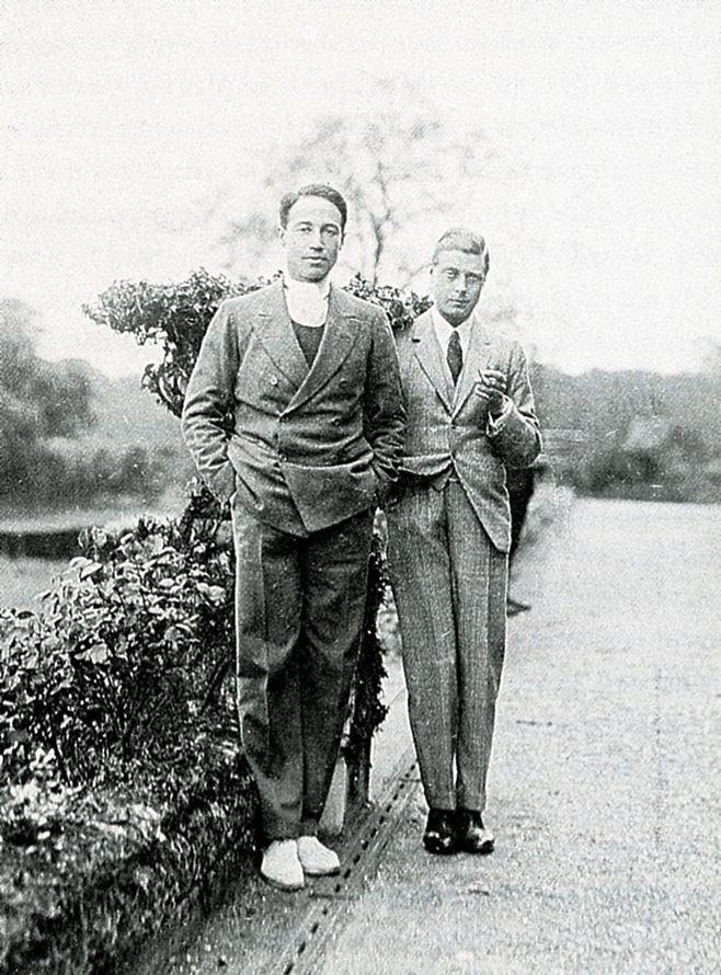 Sir Philip Sassoon and Edward VIII